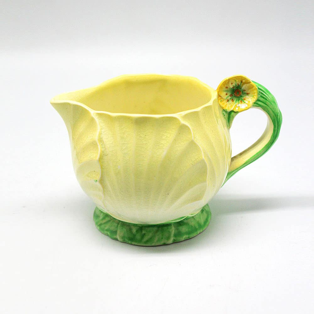 Carlton Ware Buttercup Milk Jug Clyde On 4th Antiques