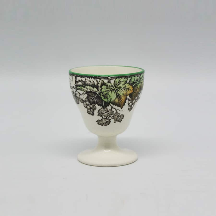 Copeland Spode Byron Pattern Egg Cup Clyde On 4th